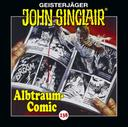 John Sinclair - Albtraum-Comic., Audio-CD