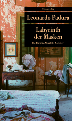 Cover Labyrinth der Masken