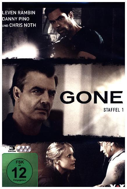 Gone. Staffel.1, 3 DVD