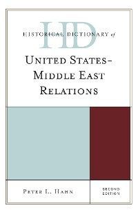Cover Historical Dictionary of United States-Middle East Relations