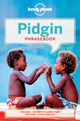 Cover Lonely Planet Pidgin Phrasebook & Dictionary