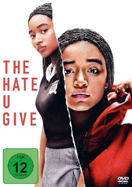 Cover The Hate U Give, 1 DVD