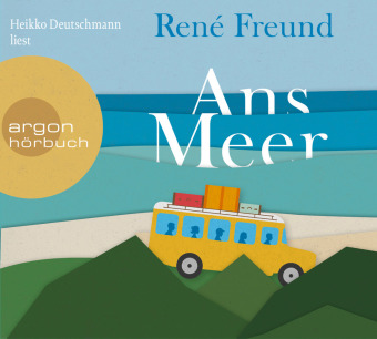 Cover Ans Meer, 3 Audio-CDs