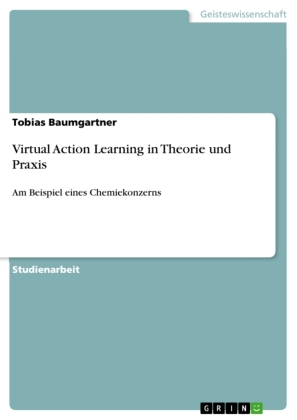 Cover Virtual Action Learning in Theorie und Praxis
