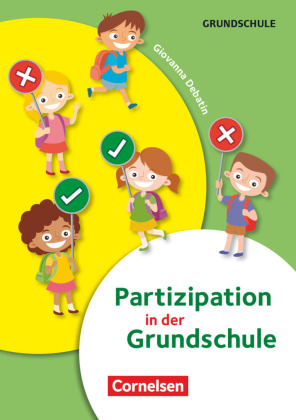 Cover Partizipation in der Grundschule