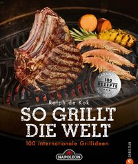 Cover So grillt die Welt
