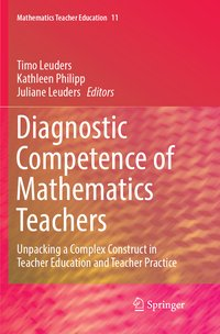 Cover Diagnostic Competence of Mathematics Teachers