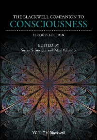 Cover The Blackwell Companion to Consciousness