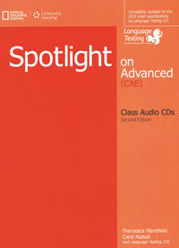 Spotlight - Spotlight on Advanced (CAE) / Class Audio CDs