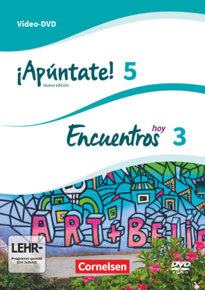 Apúntate Band 5/Encuentros Band 3 - Video-DVD