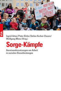 Cover Sorge-Kämpfe
