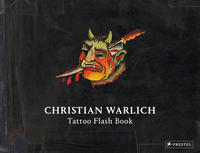 Cover Christian Warlich. Tattoo Flash Book (dt./engl.)