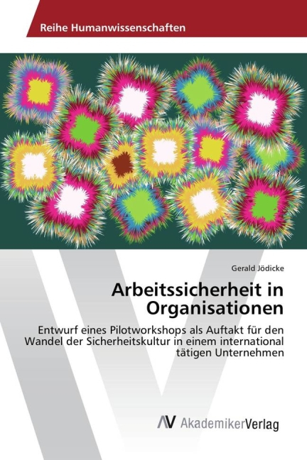 Cover Arbeitssicherheit in Organisationen