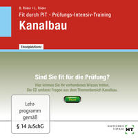 Cover Fit durch PIT - Prüfungs-Intensiv-Training Kanalbau