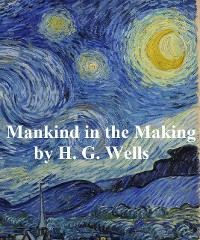 Cover Mankind in the Making