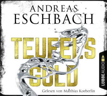 Cover Teufelsgold, 8 Audio-CD