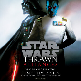 Cover Thrawn: Alliances (Star Wars), 14 Audio-CDs