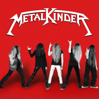 Metalkinder, 1 Audio-CD
