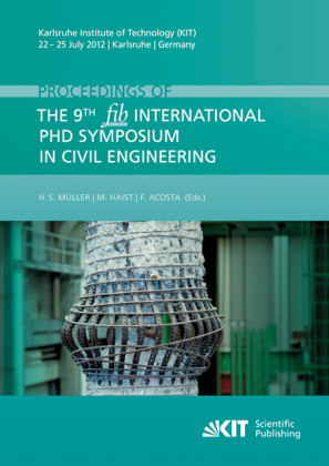 Cover Proceedings of the 9th fib International PhD Symposium in Civil Engineering : Karlsruhe Institute of Technology (KIT), 22 - 25 July 2012, Karlsruhe, Germany