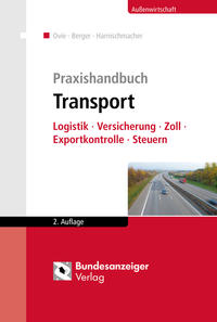Cover Praxishandbuch Transport