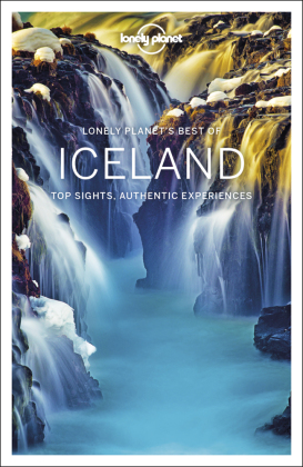 Cover Lonely Planet's Best of Iceland