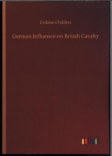 Cover German Influence on British Cavalry