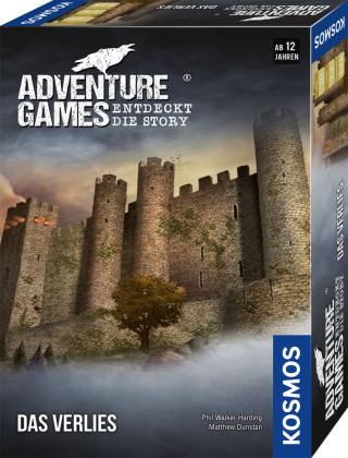 Cover Adventure Games - Das Verlies (Spiel)