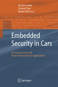 Cover Embedded Security in Cars