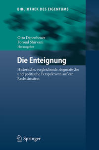 Cover Die Enteignung