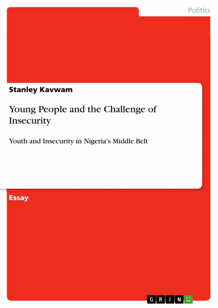 Young People and the Challenge of Insecurity