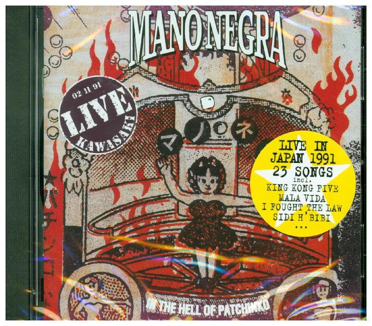 In The Hell of Patchinko, 1 Audio-CD