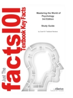 Cover e-Study Guide for: Mastering the World of Psychology by Wood & Boyd, ISBN 9780205572588