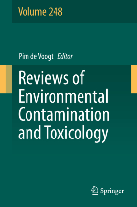 Cover Reviews of Environmental Contamination and Toxicology Volume 248