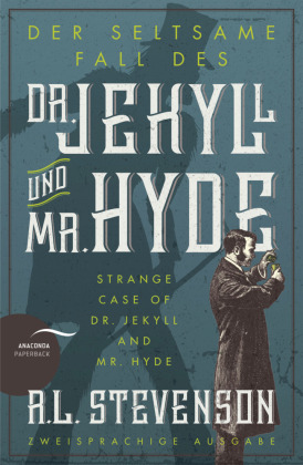 Cover Der seltsame Fall des Dr. Jekyll und Mr. Hyde / Strange Case of Dr. Jekyll and Mr. Hyde