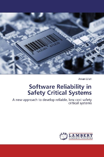 Cover Software Reliability in Safety Critical Systems