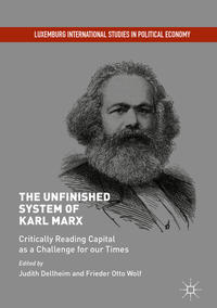 Cover The Unfinished System of Karl Marx