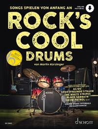 Cover Rock's Cool DRUMS