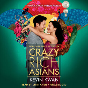 Crazy Rich Asians, Audio-CD (Movie Tie-In Edition)
