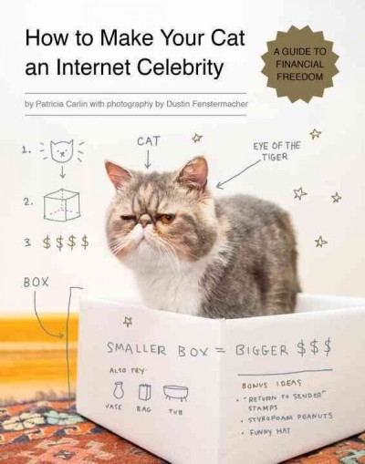 Cover How to Make Your Cat an Internet Celebrity