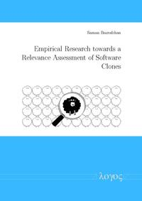 Cover Empirical Research towards a Relevance Assessment of Software Clones