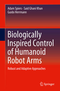 Cover Biologically Inspired Control of Humanoid Robot Arms