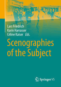 Cover Scenographies of the Subject