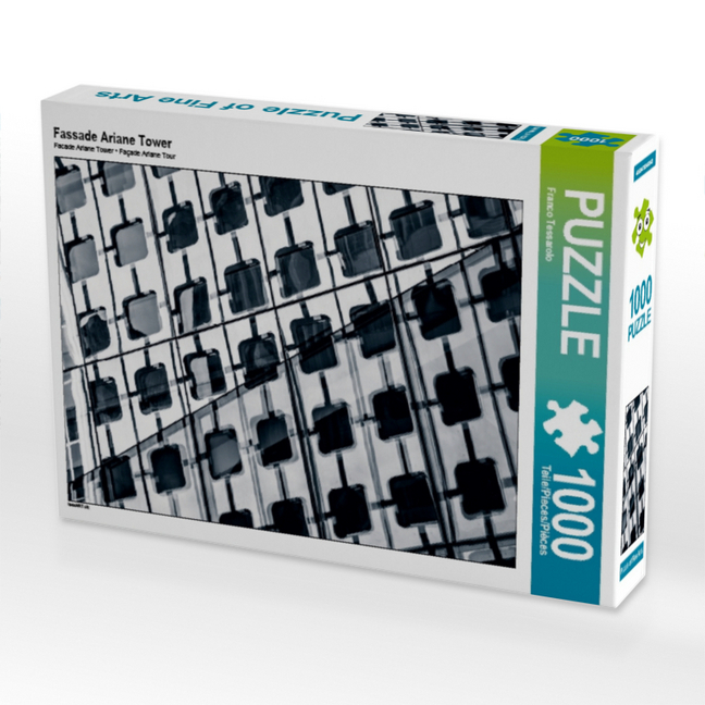Cover Fassade Ariane Tower (Puzzle)