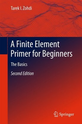 Cover A Finite Element Primer for Beginners