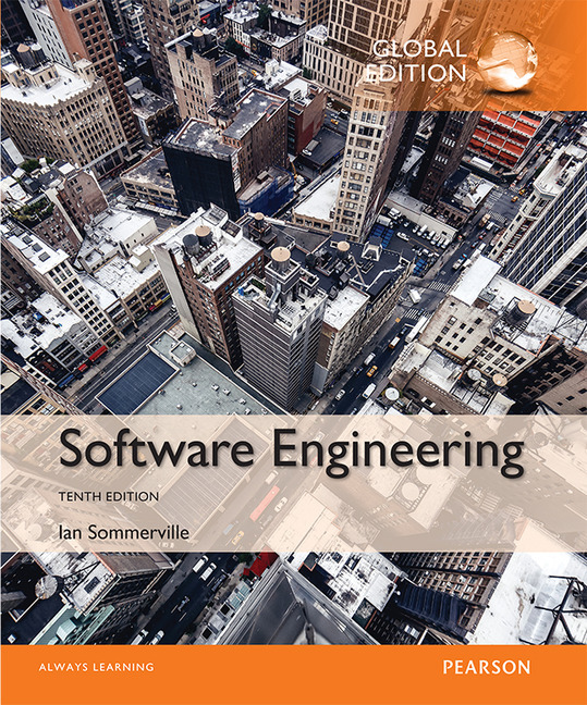 Cover Software Engineering, English edition