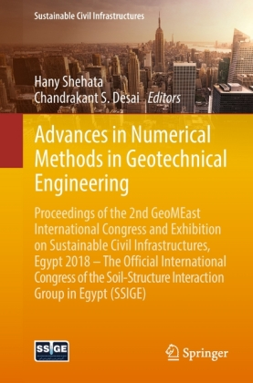 Cover Advances in Numerical Methods in Geotechnical Engineering