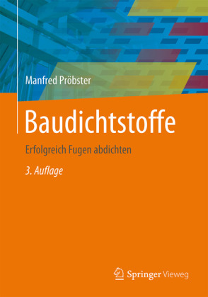 Cover Baudichtstoffe