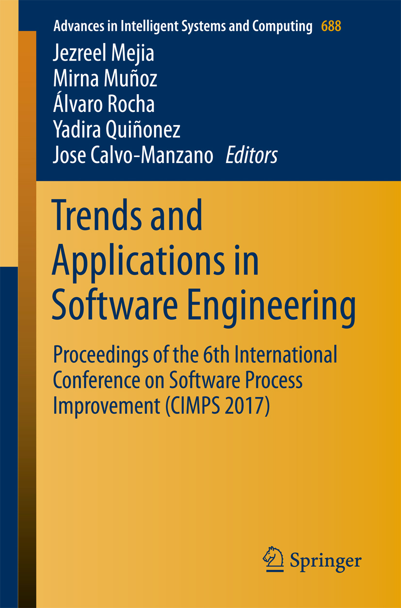 Cover Trends and Applications in Software Engineering