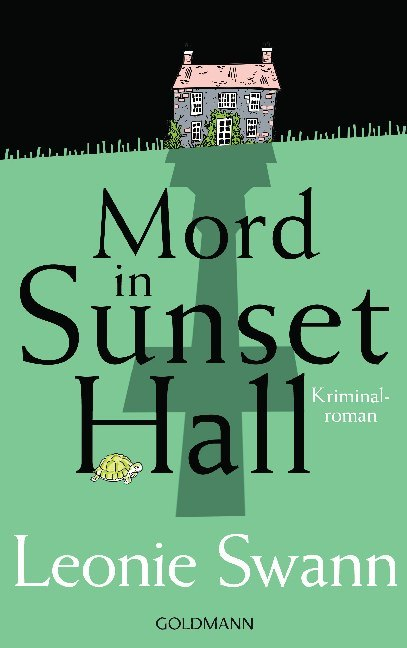 Cover Mord in Sunset Hall
