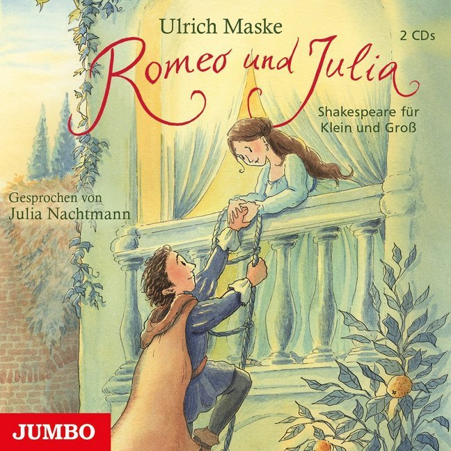Cover Romeo und Julia, 1 Audio-CD